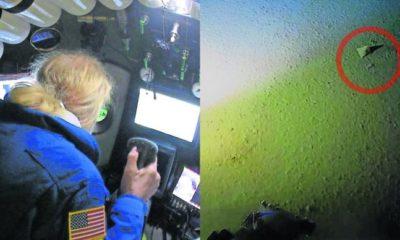 229c972df189 Científicos lograron llegar a lo más profundo del mar y encontraron basura  humana